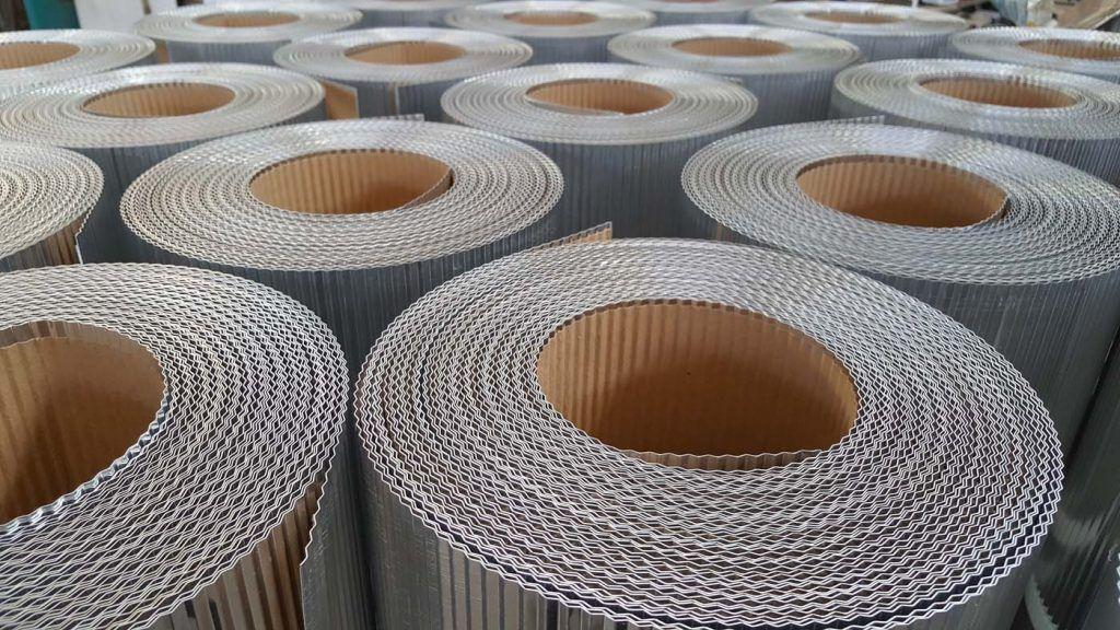 ورق آلومینیوم با پوشش پلی کرافت